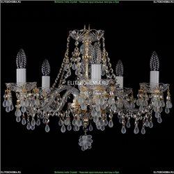 1410/5/195/G/V0300 Хрустальная подвесная люстра Bohemia Ivele Crystal