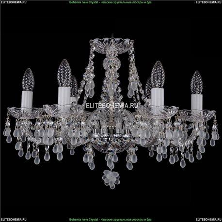 1410/6/195/Ni/0300 Хрустальная подвесная люстра Bohemia Ivele Crystal (Богемия)
