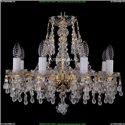 1410/8/160/G/V0300 Хрустальная подвесная люстра Bohemia Ivele Crystal