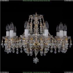 1410/10/195/G/V0300 Хрустальная подвесная люстра Bohemia Ivele Crystal
