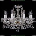 1413/8/165/Pa/Balls Хрустальная подвесная люстра Bohemia Ivele Crystal
