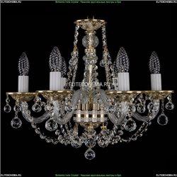 1606/6/160/GW/Balls Хрустальная подвесная люстра Bohemia Ivele Crystal