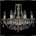 1606/6/160/GW/Leafs Хрустальная подвесная люстра Bohemia Ivele Crystal