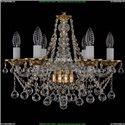 1613/6/165/Balls Хрустальная подвесная люстра Bohemia Ivele Crystal