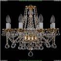 1613/8/165/G/Balls Хрустальная подвесная люстра Bohemia Ivele Crystal