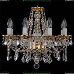 1613/8/165/G/Leafs Хрустальная подвесная люстра Bohemia Ivele Crystal
