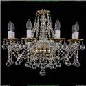 1613/8/200/GB/Balls Хрустальная подвесная люстра Bohemia Ivele Crystal