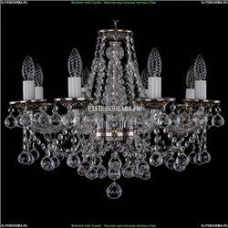 1613/8/200/NB/Balls Хрустальная подвесная люстра Bohemia Ivele Crystal