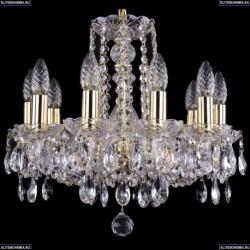 1402/10/141/G Хрустальная подвесная люстра Bohemia Ivele Crystal