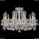 1402/10/195/G Хрустальная подвесная люстра Bohemia Ivele Crystal