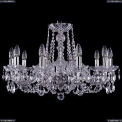 1402/10/240/Ni Хрустальная подвесная люстра Bohemia Ivele Crystal (Богемия)