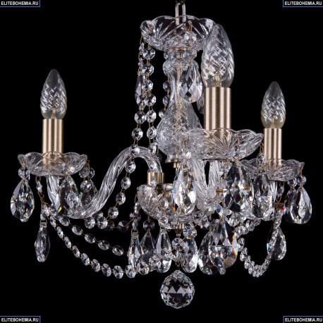 1402/3/141/Pa Хрустальная подвесная люстра Bohemia Ivele Crystal