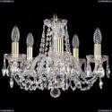 1402/5/141/G Хрустальная подвесная люстра Bohemia Ivele Crystal