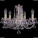 1402/5/141/G/Balls Хрустальная подвесная люстра Bohemia Ivele Crystal (Богемия)