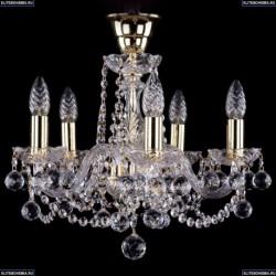 1402/5/141/G/Balls/Tube Хрустальная подвесная люстра Bohemia Ivele Crystal