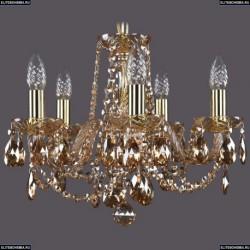 1402/5/141/G/M721 Хрустальная подвесная люстра Bohemia Ivele Crystal