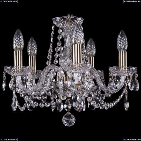 1402/5/141/Pa Хрустальная подвесная люстра Bohemia Ivele Crystal