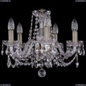 1402/5/141/Pa Хрустальная подвесная люстра Bohemia Ivele Crystal (Богемия)