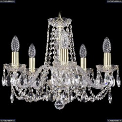 1402/5/160/G Хрустальная подвесная люстра Bohemia Ivele Crystal