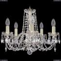 1402/5/160/G Хрустальная подвесная люстра Bohemia Ivele Crystal (Богемия)