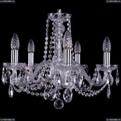 1402/5/160/Ni Хрустальная подвесная люстра Bohemia Ivele Crystal