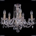 1402/5/160/Pa Хрустальная подвесная люстра Bohemia Ivele Crystal (Богемия)