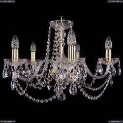 1402/5/195/G Хрустальная подвесная люстра Bohemia Ivele Crystal