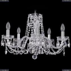 1402/5/195/Ni Хрустальная подвесная люстра Bohemia Ivele Crystal (Богемия)