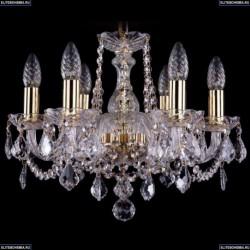 1402/6/141/G/Leafs Хрустальная подвесная люстра Bohemia Ivele Crystal (Богемия)