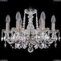1402/6/141/Pa Хрустальная подвесная люстра Bohemia Ivele Crystal