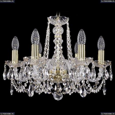 1402/6/160/G Хрустальная подвесная люстра Bohemia Ivele Crystal
