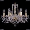 1402/6/160/G/Balls Хрустальная подвесная люстра Bohemia Ivele Crystal