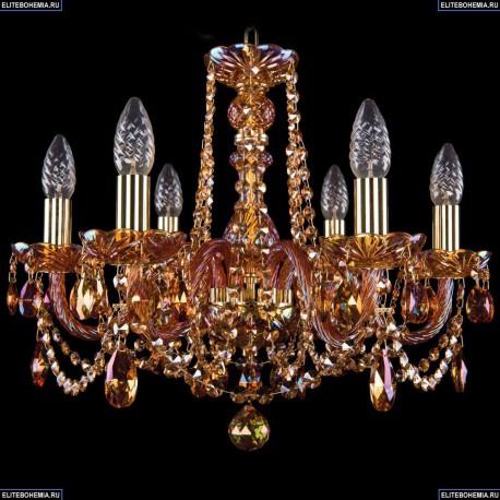1402/6/160/G/M711 Хрустальная подвесная люстра Bohemia Ivele Crystal