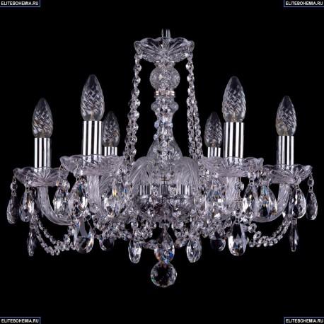 1402/6/160/Ni Хрустальная подвесная люстра Bohemia Ivele Crystal