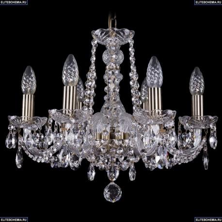 1402/6/160/Pa Хрустальная подвесная люстра Bohemia Ivele Crystal
