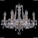 1402/6/160/Pa Хрустальная подвесная люстра Bohemia Ivele Crystal (Богемия)