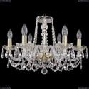 1402/6/195/G Хрустальная подвесная люстра Bohemia Ivele Crystal