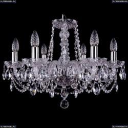 1402/6/195/Ni Хрустальная подвесная люстра Bohemia Ivele Crystal (Богемия)