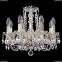 1402/8/141/G Хрустальная подвесная люстра Bohemia Ivele Crystal