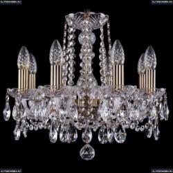 1402/8/141/Pa Хрустальная подвесная люстра Bohemia Ivele Crystal