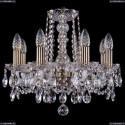 1402/8/141/Pa Хрустальная подвесная люстра Bohemia Ivele Crystal (Богемия)