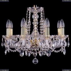 1402/8/160/G Хрустальная подвесная люстра Bohemia Ivele Crystal (Богемия)