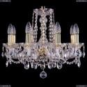 1402/8/160/G Хрустальная подвесная люстра Bohemia Ivele Crystal