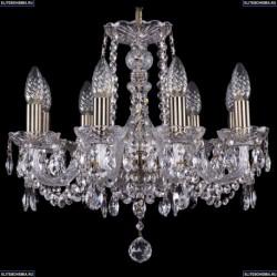 1402/8/160/Pa Хрустальная подвесная люстра Bohemia Ivele Crystal (Богемия)