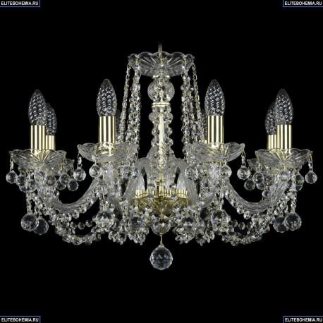 1402/8/195/G/Balls Хрустальная подвесная люстра Bohemia Ivele Crystal