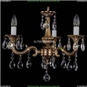 1702/3/CK175IV/A/FP Хрустальная подвесная люстра Bohemia Ivele Crystal