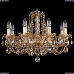 1402/8/195/G/M721 Хрустальная подвесная люстра Bohemia Ivele Crystal (Богемия)