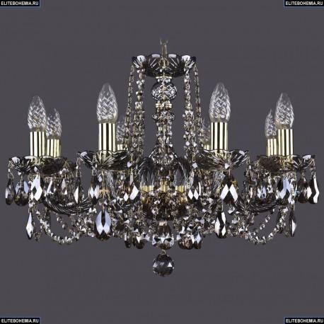 1402/8/195/G/M731 Хрустальная подвесная люстра Bohemia Ivele Crystal