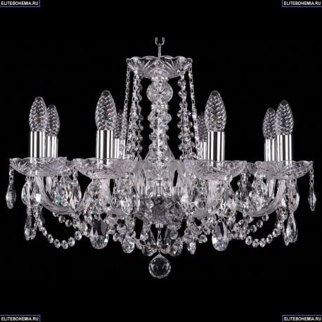 1402/8/195/Ni Хрустальная подвесная люстра Bohemia Ivele Crystal
