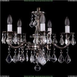 1701/5/181/A/NB/Leafs Хрустальная подвесная люстра Bohemia Ivele Crystal